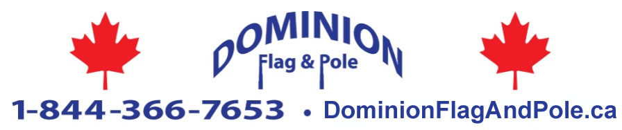 Dominion Flag And Pole Banner